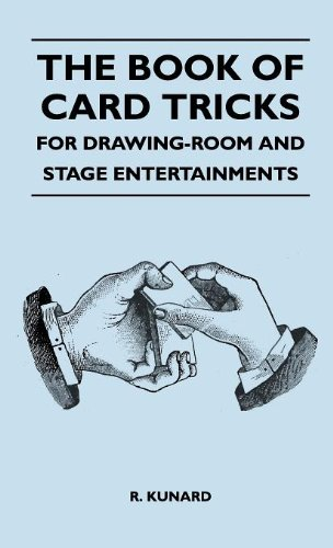 The Book Of Card Tricks - For Drawing-Room And Stage Entertainments  0 edition cover