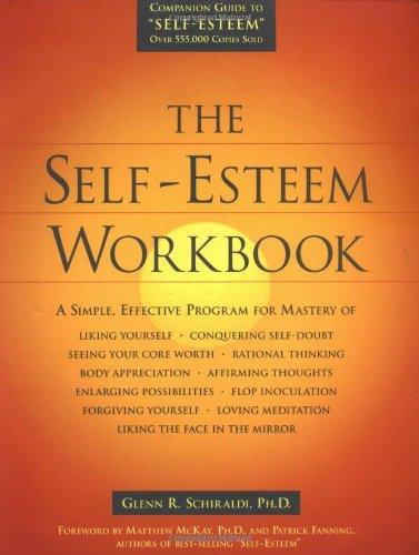 Self-Esteem   2001 (Workbook) edition cover