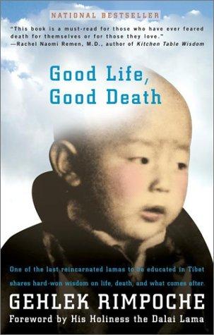 Good Life, Good Death  Reprint edition cover