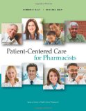 Patient-Centered Care for Pharmacists  2nd 2012 (Revised) edition cover