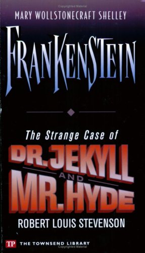 FRANKENSTEIN+STRANGE CASE OF D N/A 9781591940524 Front Cover