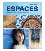 Espaces  2nd (Revised) edition cover