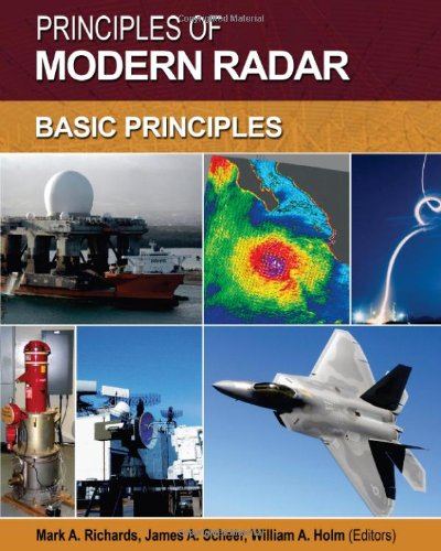 Principles of Modern Radar Basic Principles  2010 9781891121524 Front Cover