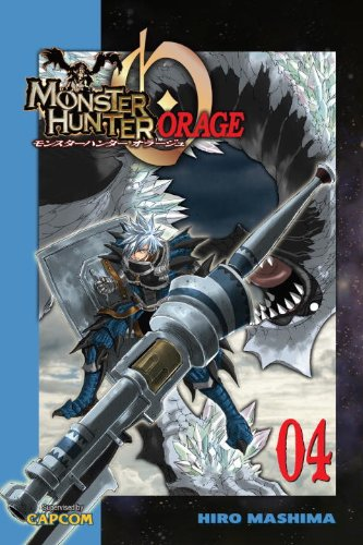 Monster Hunter Orage 4  N/A 9781935429524 Front Cover