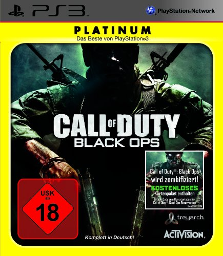 Call of Duty: Black Ops [Platinum] PlayStation 3 artwork