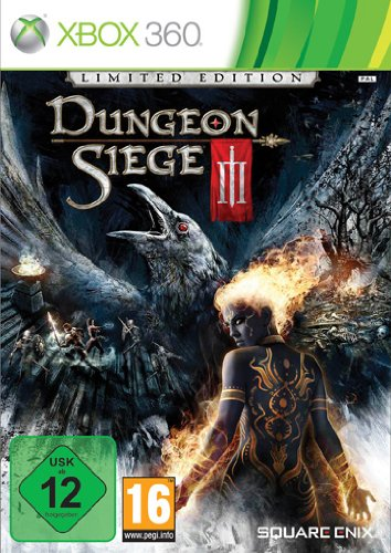 Dungeon Siege III - Limited Edition Xbox 360 artwork