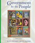 Government by the People Basic Version 17th 1998 9780132871525 Front Cover