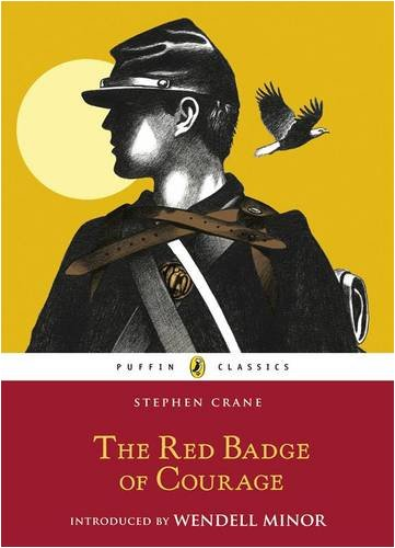 Red Badge of Courage   2009 edition cover