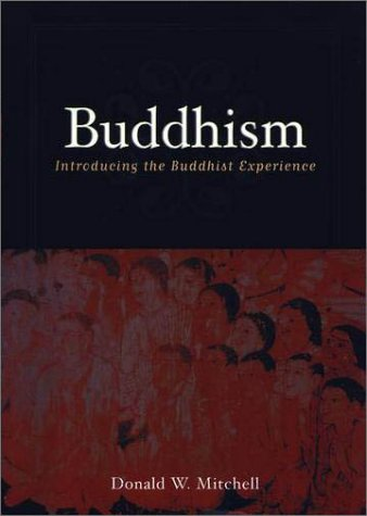 Buddhism Introducing the Buddhist Experience  2002 edition cover