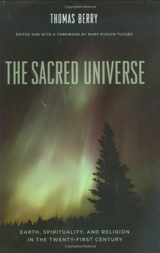 Sacred Universe Earth, Spirituality, and Religion in the Twenty-First Century  2009 9780231149525 Front Cover