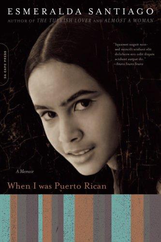 When I Was Puerto Rican A Memoir N/A edition cover
