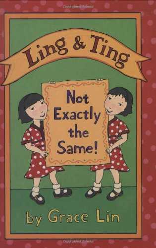 Ling and Ting Not Exactly the Same!  2010 edition cover