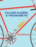 College Algebra and Trigonometry A Unit Circle Approach 6th 2015 edition cover
