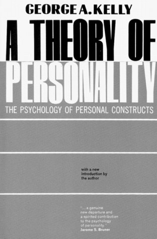 Theory of Personality The Psychology of Personal Constructs  1963 edition cover