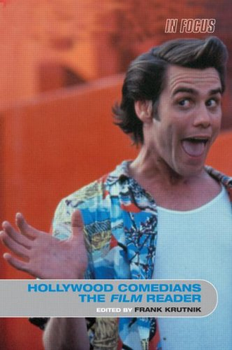 Hollywood Comedians   2002 9780415235525 Front Cover