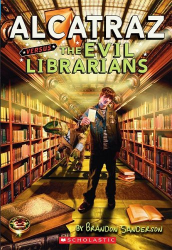 Alcatraz Versus the Evil Librarians  N/A edition cover