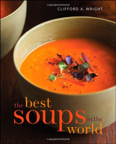 Best Soups in the World   2010 edition cover