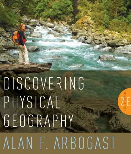 Discovering Physical Geography  2nd 2011 edition cover