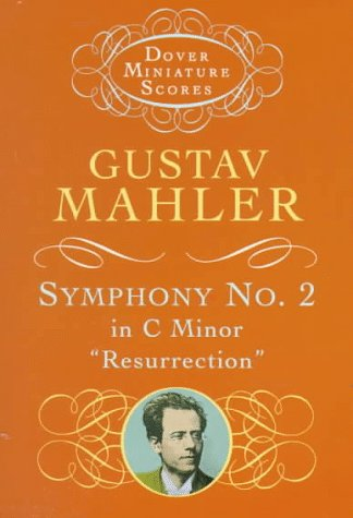 Symphony No. 2 in C Minor Resurrection N/A edition cover