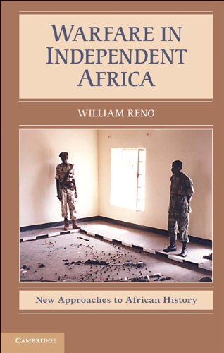 Warfare in Independent Africa   2011 edition cover