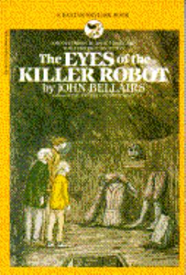 Eyes of the Killer Robot  N/A 9780553155525 Front Cover