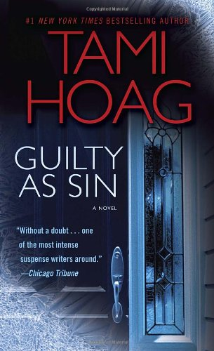 Guilty as Sin A Novel  1996 edition cover