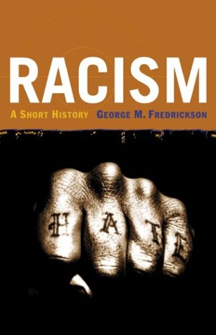 Racism A Short History  2003 edition cover