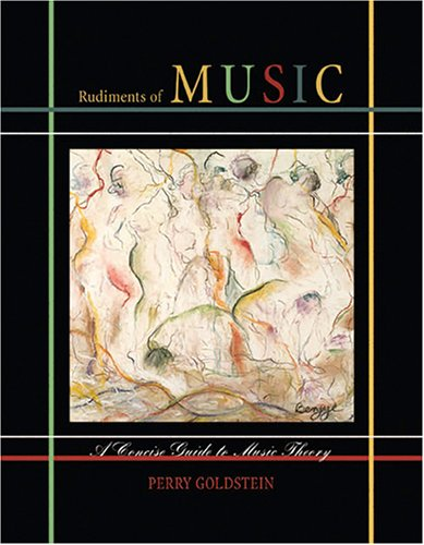 Rudiments of Music : A Concise Guide to Music Theory Revised  9780757520525 Front Cover