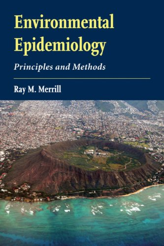 Environmental Epidemiology Principles and Methods  2008 edition cover