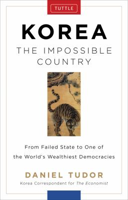 Korea: the Impossible Country   2012 edition cover
