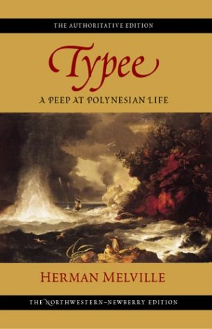 Typee A Peep at Polynesian Life  2003 edition cover