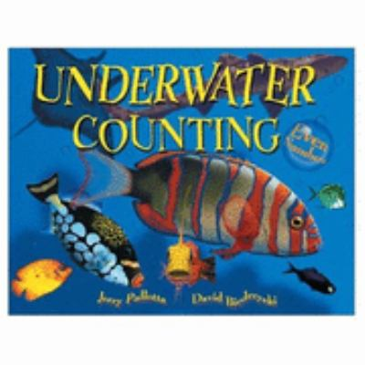 Underwater Counting Even Numbers  2001 9780881069525 Front Cover