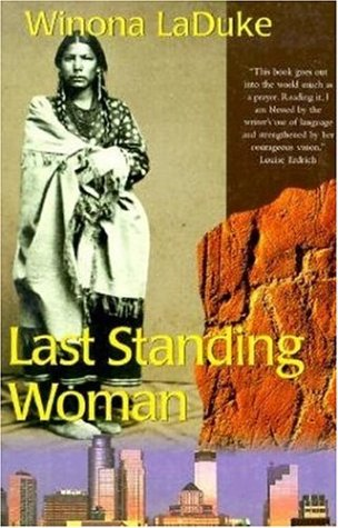 Last Standing Woman  Revised  edition cover