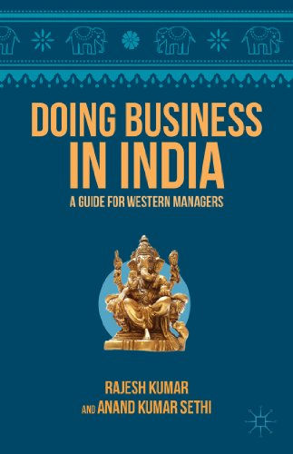 Doing Business in India A Guide for Western Managers  2005 edition cover