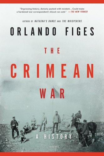 Crimean War A History N/A edition cover