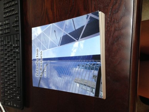 INTRO.TO BUSINESS-W/ACCESS >CU N/A 9781285129525 Front Cover