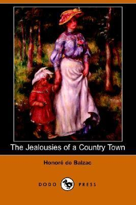 Jealousies of a Country Town  N/A 9781406506525 Front Cover