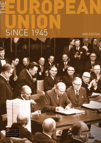 European Union since 1945  2nd 2010 (Revised) edition cover