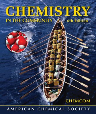 Chemistry in the Community Chemcom 6th 2011 edition cover