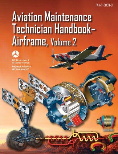 Aviation Maintenance Technician Handbook-Airframe  N/A edition cover