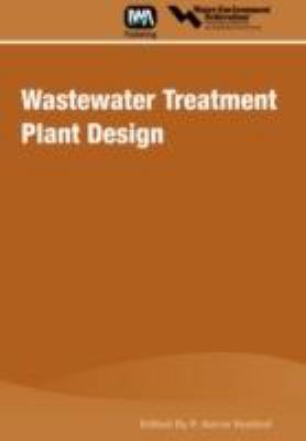 Wastewater Treatment Plant Design  2003 edition cover