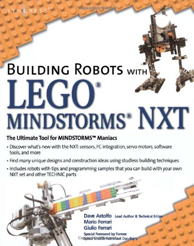 Building Robots with LEGO Mindstorms NXT   2007 edition cover