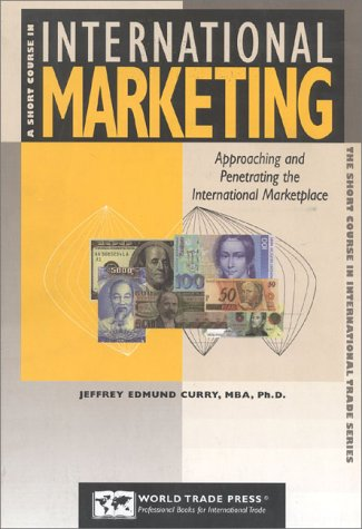 Short Course in International Marketing 1st 1999 edition cover