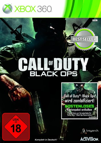 Call of Duty: Black Ops [Xbox Classics] Xbox 360 artwork