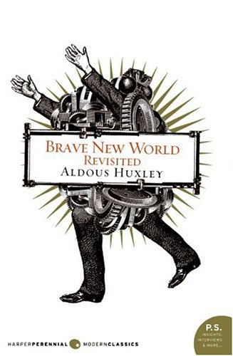 Brave New World Revisited  N/A edition cover