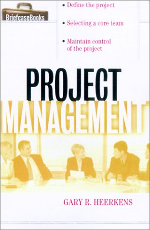 Project Management   2002 9780071379526 Front Cover