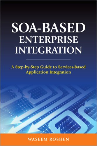 SOA-Based Enterprise Integration A Step-by-Step Guide to Services-Based Application  2009 edition cover