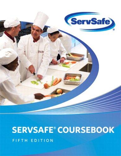 ServSafe Coursebook  5th 2009 edition cover