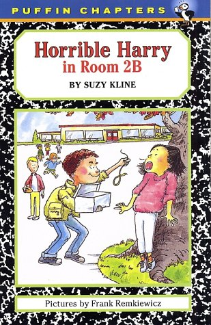 Horrible Harry in Room 2B  N/A edition cover