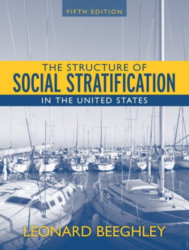 Structure of Social Stratification in the United States  5th 2007 (Revised) edition cover
